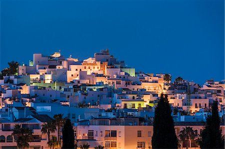 european hillside town - Almunecar, province of Granada, Andalucia, Spain, Europe Stock Photo - Rights-Managed, Code: 841-08211669