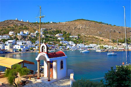 Panteli, Leros, Dodecanese, Greek Islands, Greece, Europe Stock Photo - Rights-Managed, Code: 841-08279016