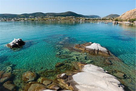 Paros island, Southern Aegean sea, Cyclades, Greek Islands, Greece, Europe Stock Photo - Rights-Managed, Code: 841-08279363