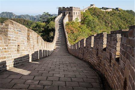 Mutianyu, Great Wall of China, UNESCO World Heritage Site, Mutianyu, China, Asia Stock Photo - Rights-Managed, Code: 841-08421242