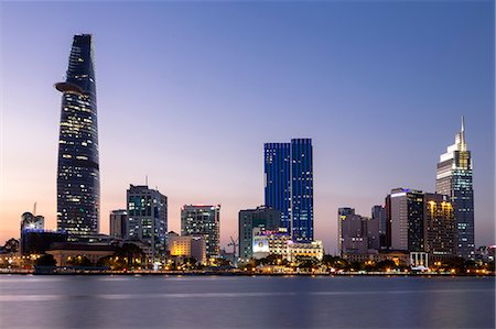 southeast asian - Saigon river, Ho Chi Minh city, Vietnam, Southeast Asia Stock Photo - Rights-Managed, Code: 841-08527723