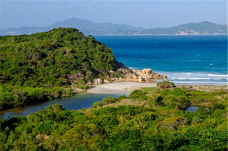 Vinh Hy bay, Nui Cha National Park, Ninh Thuan province, Vietnam, Indochina, Southeast Asia, Asia Stock Photo - Rights-Managed, Code: 841-08568901
