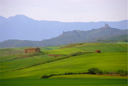 simsearch:845-03720933,k - Landscape near Los Arcos, Navarre, Spain, Europe Stock Photo - Rights-Managed, Code: 841-02703412