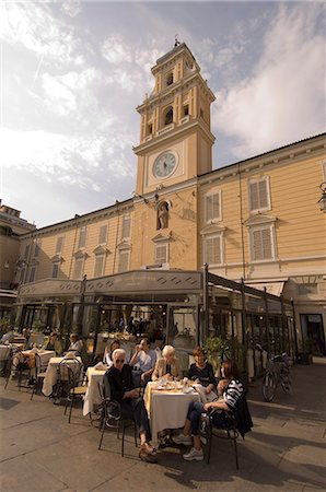 Piazza Garibaldi, Parma, Emilia-Romagna, Italy, Europe Stock Photo - Rights-Managed, Code: 841-02717424