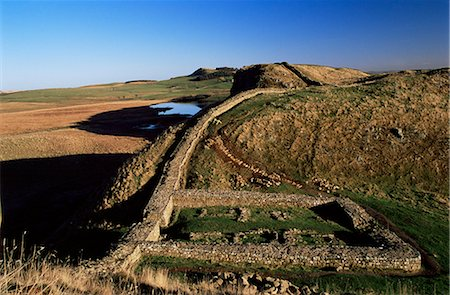 simsearch:845-03720933,k - Milecastle 39 to Highsheild, Roman Wall, Hadrian's Wall, UNESCO World Heritage Site, Northumberland (Northumbria), England, United Kingdom, Europe Stock Photo - Rights-Managed, Code: 841-02717918