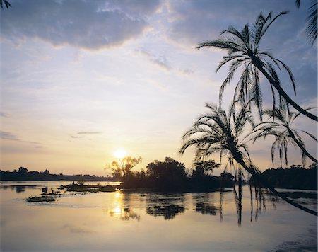 Zambezi River, Zimbabwe, Africa Stock Photo - Rights-Managed, Code: 841-02710188