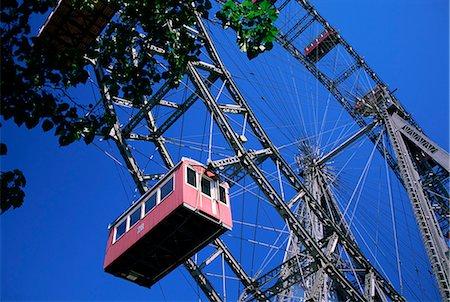 dpruter - Big Wheel (Riesenrad), Prater, Vienna, Austria, Europe Stock Photo - Rights-Managed, Code: 841-02713268
