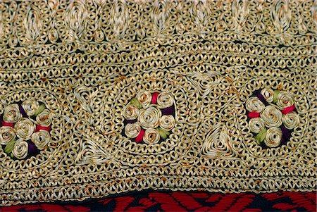 punjabi - Detail of Kurta worn at weddings in the Punjab, Pakistan, Asia Stock Photo - Rights-Managed, Code: 841-02824263
