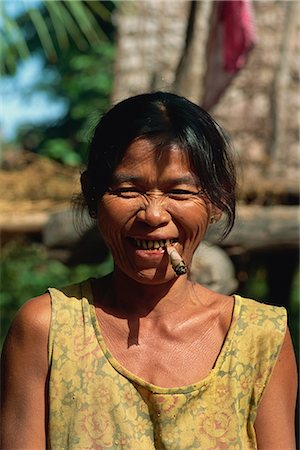 Aboriginal lady, Shung Treng, Cambodia, Indochina, Southeast Asia, Asia Stock Photo - Rights-Managed, Code: 841-02900058