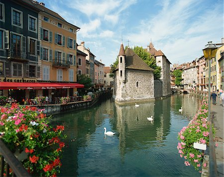 Annecy, Rhone Alpes, France, Europe Stock Photo - Rights-Managed, Code: 841-02902789