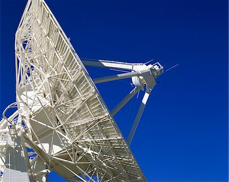 radio telescope - VLA antenna, Socorro, New Mexico, United States of America, North America Stock Photo - Rights-Managed, Code: 841-02920082