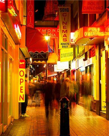 doing sex - Sex shops, Soho, London, England, United Kingdom, Europe Stock Photo - Rights-Managed, Code: 841-02947029
