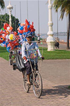 Phnom Penh, Cambodia, Indochina, Southeast Asia, Asia Stock Photo - Rights-Managed, Code: 841-02947429