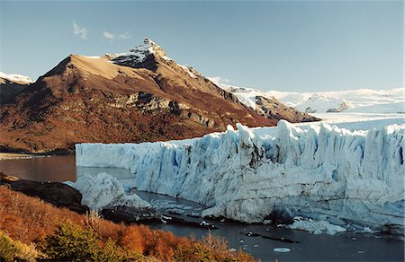 perito moreno glacier - Perito Moreno glacier, Patagonia, Argentina, South America Stock Photo - Rights-Managed, Code: 841-03056749