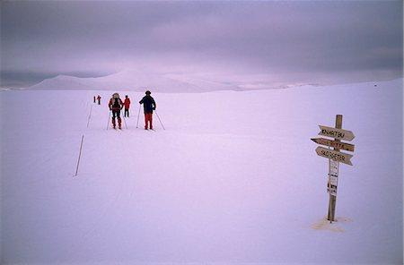 Ring-tour Hovringen-Dovrehytta, Gudbrandsdal, Norway, Scandinavia, Europe Stock Photo - Rights-Managed, Code: 841-03067233