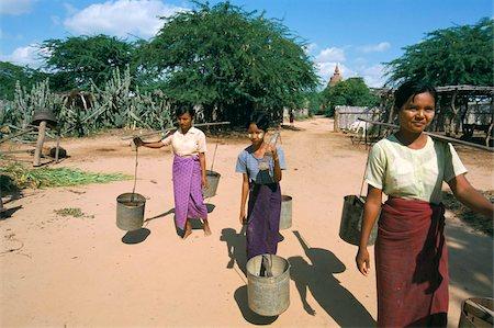 Bagan (Pagan), Mandalay Division, Myanmar (Burma), Asia Stock Photo - Rights-Managed, Code: 841-03673820