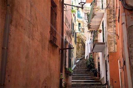 Monterosso, Cinque Terre, UNESCO World Heritage Site, Liguria, Italy, Europe Stock Photo - Rights-Managed, Code: 841-03868685
