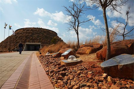 prehistoric - People at Maropeng Visitors Centre, Cradle of Humankind, UNESCO World Heritage Site, Gauteng, South Africa, Africa Stock Photo - Rights-Managed, Code: 841-03870045