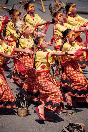 pictures philippine festivals philippines - Bogobo Tribesmen Stock Photo - Rights-Managed, Code: 855-02987146