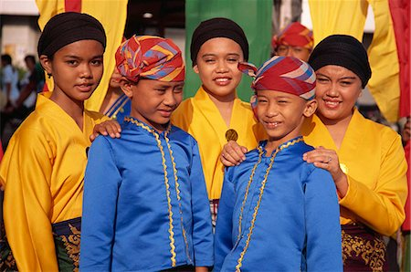 pictures philippine festivals philippines - Tausug Tribespeople Stock Photo - Rights-Managed, Code: 855-02987150