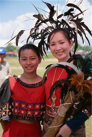 pictures philippine festivals philippines - Tiboli Tribeswomen Stock Photo - Rights-Managed, Code: 855-02987153