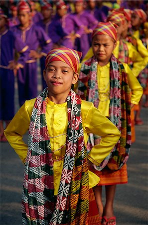 pictures philippine festivals philippines - Yakan Tribespeople Stock Photo - Rights-Managed, Code: 855-02987187