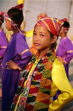pictures philippine festivals philippines - Yakan Tribespeople Stock Photo - Rights-Managed, Code: 855-02987180