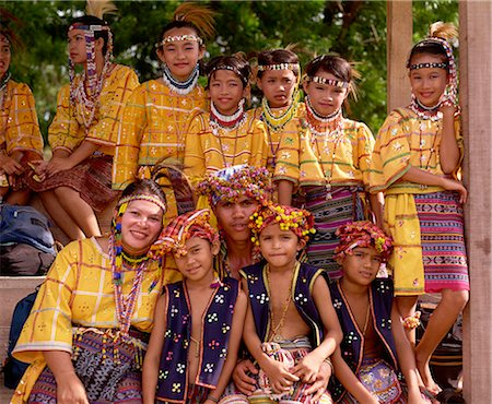 pictures philippine festivals philippines - Bagobos Tribes people Stock Photo - Rights-Managed, Code: 855-02987229