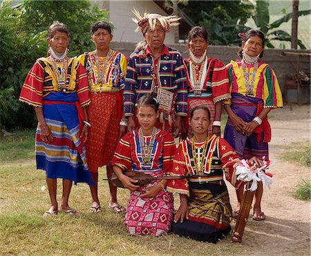 pictures philippine festivals philippines - Bagobos Tribes people Stock Photo - Rights-Managed, Code: 855-02987230