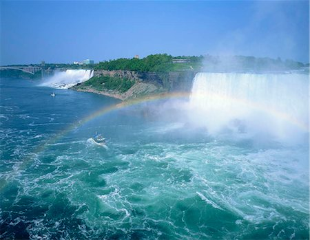 Niagara Falls, Ontario, Canada Stock Photo - Rights-Managed, Code: 855-03254897