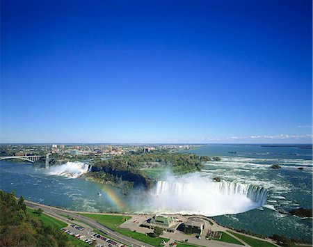 Niagara Falls, Canada Stock Photo - Rights-Managed, Code: 855-03255121