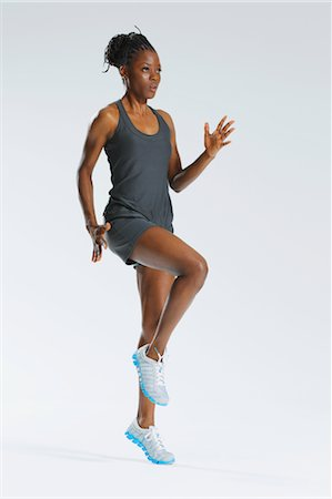 Woman Exercising Stock Photo - Rights-Managed, Code: 858-05799272