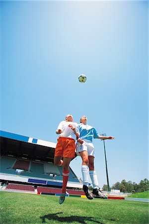 forward - Sports Stock Photo - Rights-Managed, Code: 858-03044412