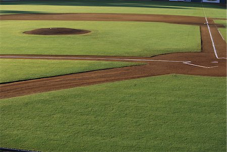 professional baseball game - Sports Stock Photo - Rights-Managed, Code: 858-03044567