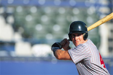professional baseball game - Sports Stock Photo - Rights-Managed, Code: 858-03044569