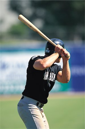 professional baseball game - Sports Stock Photo - Rights-Managed, Code: 858-03044570