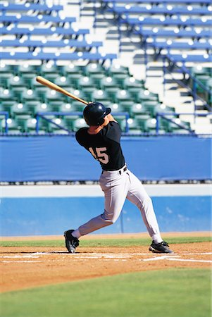 professional baseball game - Sports Stock Photo - Rights-Managed, Code: 858-03044588