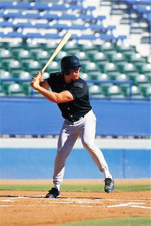 professional baseball game - Sports Stock Photo - Rights-Managed, Code: 858-03044594