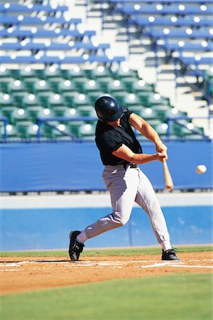 professional baseball game - Sports Stock Photo - Rights-Managed, Code: 858-03044593