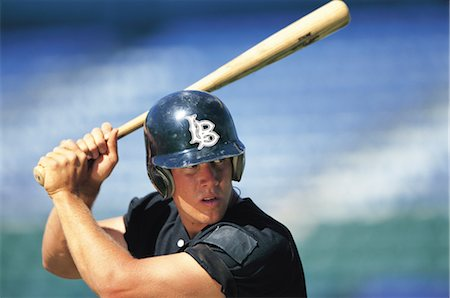 professional baseball game - Sports Stock Photo - Rights-Managed, Code: 858-03044603