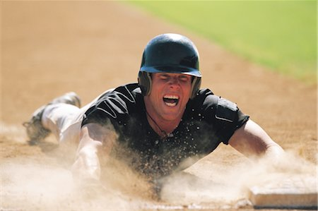 professional baseball game - Sports Stock Photo - Rights-Managed, Code: 858-03044615