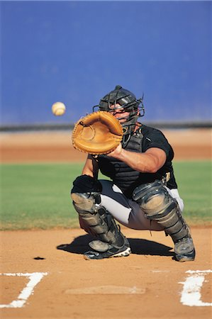 professional baseball game - Sports Stock Photo - Rights-Managed, Code: 858-03044611