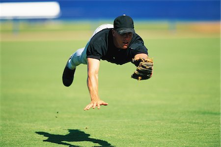 professional baseball game - Sports Stock Photo - Rights-Managed, Code: 858-03044627