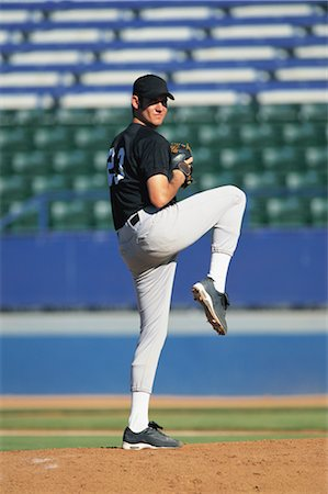 professional baseball game - Sports Stock Photo - Rights-Managed, Code: 858-03044623