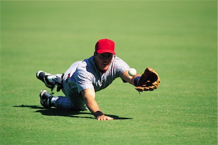 professional baseball game - Sports Stock Photo - Rights-Managed, Code: 858-03044639