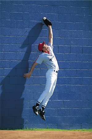professional baseball game - Sports Stock Photo - Rights-Managed, Code: 858-03044631
