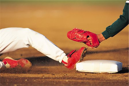 professional baseball game - Sports Stock Photo - Rights-Managed, Code: 858-03044644