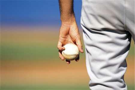 professional baseball game - Sports Stock Photo - Rights-Managed, Code: 858-03044645