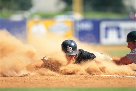 professional baseball game - Sports Stock Photo - Rights-Managed, Code: 858-03044641