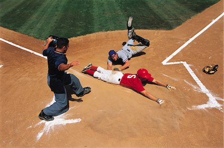 professional baseball game - Sports Stock Photo - Rights-Managed, Code: 858-03044657